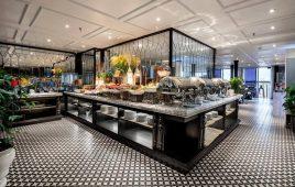 Thi công nội thất nhà hàng khách sạn Acoustic 4 sao – 39 Thợ Nhuộm