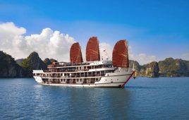 Tham khảo mẫu nội thất Alisa Premier Cruise Hạ Long