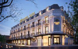Dự án thi công nội thất khách sạn BB Hotel Sapa 4 sao