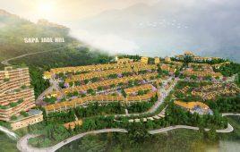 Dự án thi công nội thất tổ hợp nghỉ dưỡng cao cấp Sapa Jade Hill