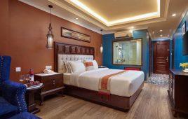 Dự án thi công nội thất khách sạn Eden Boutique Sapa