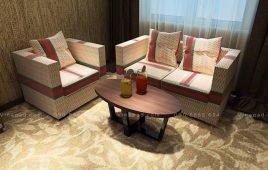 Dự án thi công nội thất khách sạn Hasadi Lào