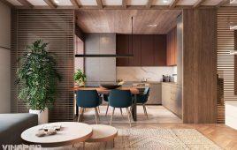 Xu hướng sử dụng đồ gỗ nội thất trong khách sạn và nhà ở
