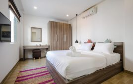 Dự án thi công nội thất khách sạn Christina's Da Nang