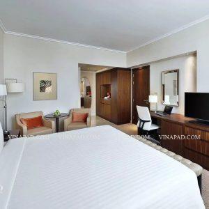 Set nội thất phòng ngủ khách sạn 06