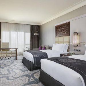 Set nội thất phòng ngủ khách sạn 08
