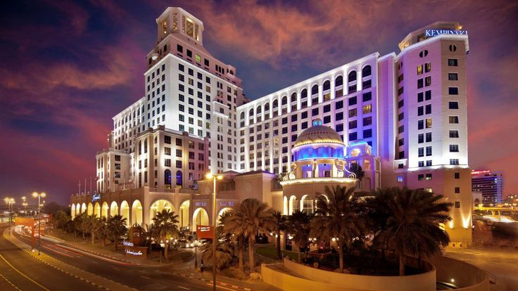 Kempinski Hotel Mall of the Emirates khach san 5 sao dubai