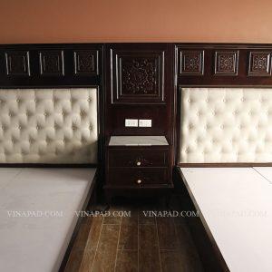 Set nội thất phòng ngủ khách sạn 05