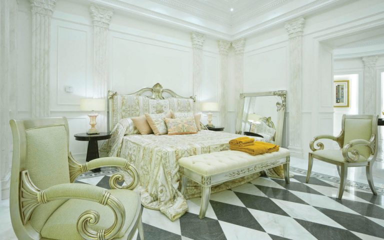 Noi that khach san Palazzo Versace Dubai