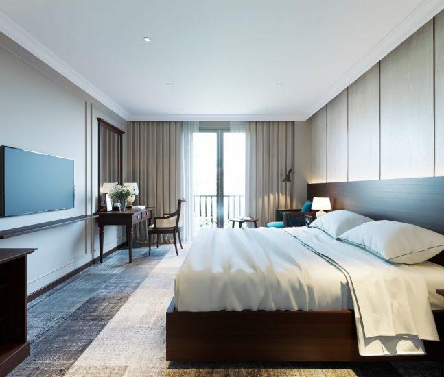 Thi cong noi that khach san bb Hotel Sapa