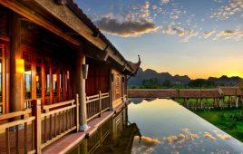 Dự án thi công nội thất Emeralda Resort Ninh Binh