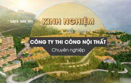 Kinh nghiệm tìm nhà thầu thi công nội thất khách sạn chuyên nghiệp tại Việt Nam