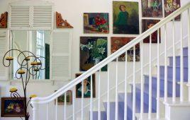 7 cách trang trí cầu thang nhà bạn đẹp không tưởng