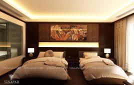 Dự án thi công nội thất khách sạn Violet Sapa