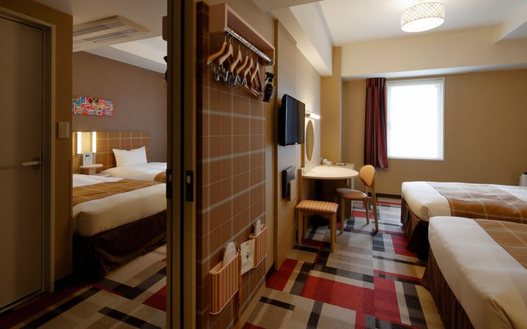 Connect room Hotel