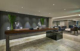 Dự án thi công nội thất Paradise Suites Hotel