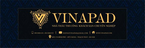 Vinapad nha thau thi cong noi that khach san Sapa