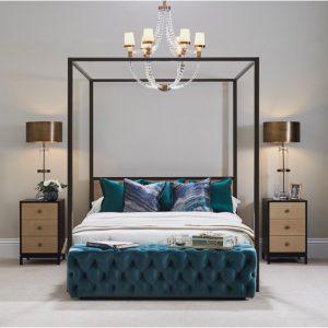 Sản phẩm giường ngủ GRAINGER FOUR POSTER BED