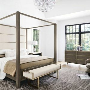 Sản phẩm giường ngủ PROFILE BED – KING FOUR POSTER
