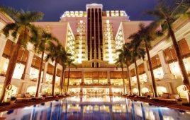 Dự án thi công nội thất khách sạn Indochine Palace Huế