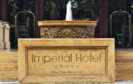 Dự án thi công nội thất khách sạn Imperial Huế