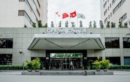 Khách sạn Hà Nội ở đâu, giá phòng, nội thất?