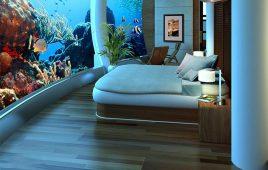 Top 10 mẫu thiết kế phòng nghỉ khách sạn đẹp nhất thế giới