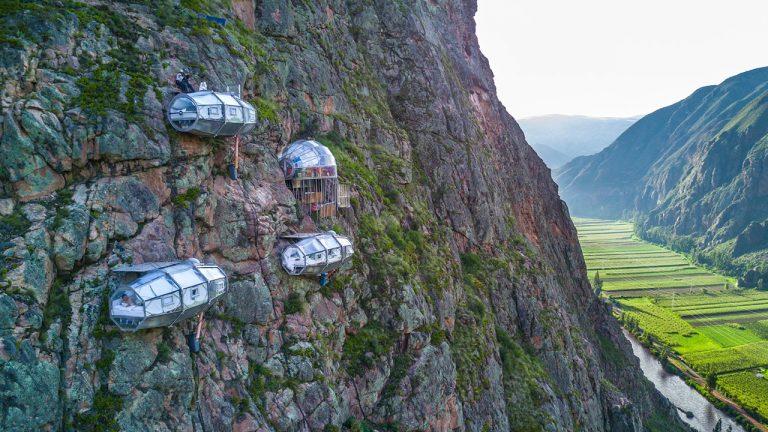 Phong nghi khach san Skylodge Adventure Suites