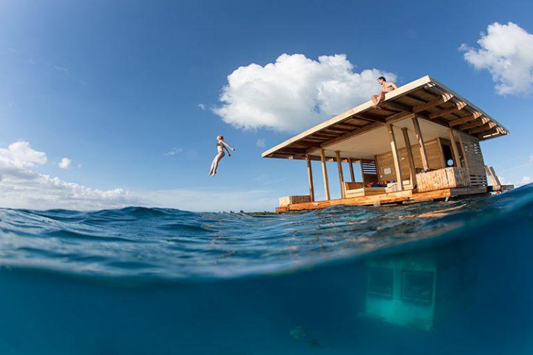 Phong nghi khach san manta resort tanzania