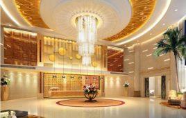 Tư vấn thi công và chiêm ngưỡng 20 mẫu thiết kế nội thất sảnh khách sạn đẹp