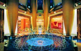 10+ Mẫu sảnh khách sạn đẹp & các lưu ý thiết kế, thi công sảnh