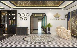 Dự án thi công nội thất khách sạn FIVITEL Hội An – Fivigroup