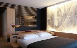 Top 10 mẫu thiết kế phòng ngủ khách sạn đẹp ấn tượng