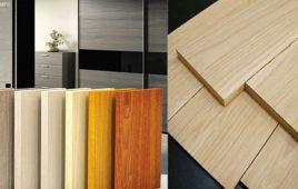 Nên dùng gỗ mfc hay mdf? Loại nào tốt hơn?