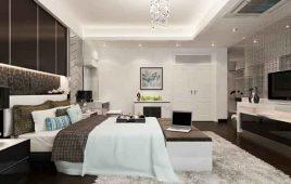 Nội thất khách sạn hiện đại – hơi thở của thời đại mới