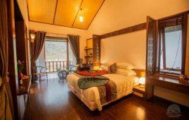 Dự án thi công nội thất khách sạn Mai Châu Mountain View Resort – Hồng Gia Group