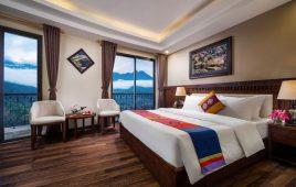 Dự án thi công nội thất khách sạn The View Hotel – Sapa