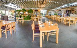 Vai trò của mặt bằng nhà hàng đối với thi công và xây nội thất