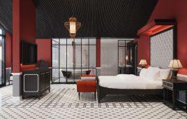 Dự án thi công nội thất khách sạn Athena Hotel & Spa 4 sao – Hội An