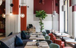Bộ các nguyên tắc khi thi công nội thất nhà hàng cao cấp để có không gian đẹp mê ly