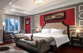 Dự án thi công nội thất khách sạn Acoustic 4 sao – 39 Thợ Nhuộm, phố cổ Hà Nội