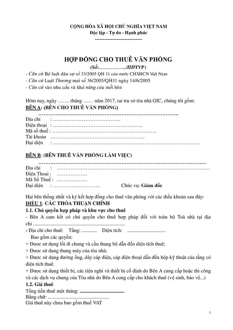 mau-hop-dong-thue-van-phong-1