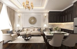 Dự án thi công nội thất căn hộ khách sạn Condotel BiliCom