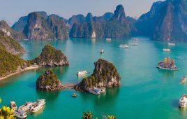 Top 6 khách sạn du thuyền tốt nhất Hạ Long