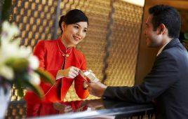 Các mẫu câu tiếng anh cho lễ tân khách sạn cần nắm trong lòng bàn tay