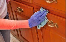 Cách làm sạch bụi trên đồ gỗ nhanh chóng nhất