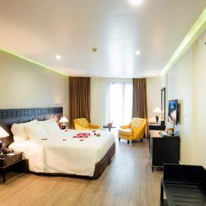 Bộ nội thất phòng ngủ BB Hotel Sapa 4 sao