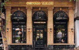 Dự án thi công nội thất Showroom thương hiệu cao cấp Chương Tailor – 28 Cửa Bắc