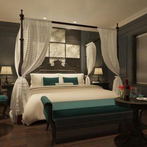 Bộ nội thất phòng ngủ khách sạn Collection – Bát Sứ, Hà Nội