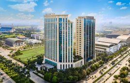 Dự án thi công nội thất khách sạn Crowne Plaza 5 sao – Hà Nội